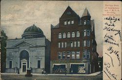 Savings Bank of New Britain and Y.M.C.A. Building