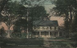 Putnam Cottage Postcard