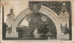 Triumphal Arch, Eatles' National Convention