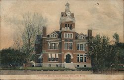 Ellsworth County Court House