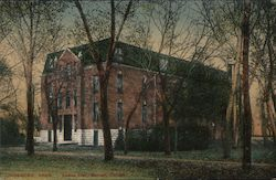 Ladies Hall, Bethany College