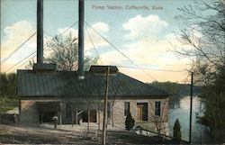 Pump Station Postcard