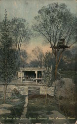 The Home of the Kansas Hermit, Cameron's Bluff