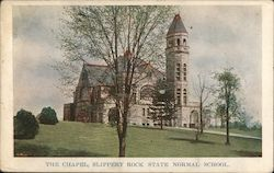 The Chapel, Slippery Rock State Normal School