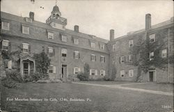 Fort Moravian Seminary for Girls