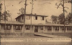 Y.W.C.A. Hostess House, Camp Sevier