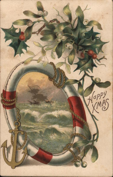 Nautical Christmas Wishes