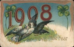 Happy New Year 1908