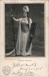 Lillian Nordica -- Souvenir of the Metropolitan Opera House, New York
