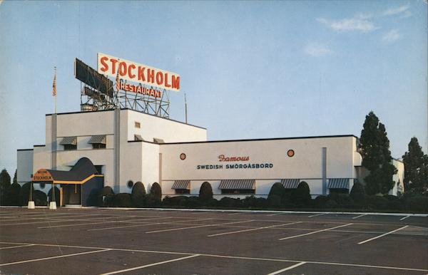 Stockholm is the Show Place in New Jersey Somerville