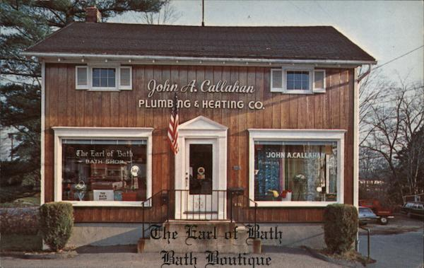 John A. Callahan Plumbing & Heating Co. Darien Connecticut