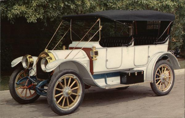 1912 Apperson Jack-Rabbit, Butts Buick, Inc. Santa Barbara California