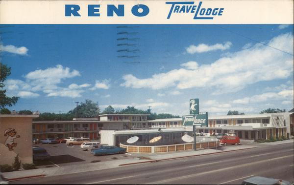 Reno Travelodge Nevada Louis Roberts