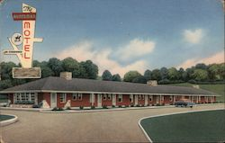 "The Huntsman Motel -- ""Comfort... in the Beautiful Valley of Virginia"""