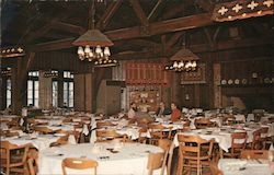 Dining Room, Starved Rock Lodge