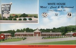 White House Motel Court & Restaurant
