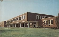 Purdue University Calumet Campus - Calumet Center Building Postcard