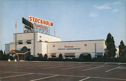 """Stockholm"" is the Show Place in New Jersey Postcard"