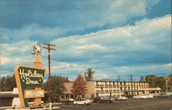 New Holiday Inn Postcard