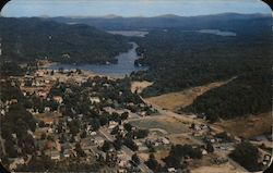 Air View of Old Forge