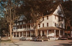 Hotel Adirondack, Highway 10, Hamilton Co.