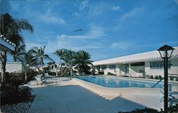 Beautiful Naples Motor Lodge Postcard
