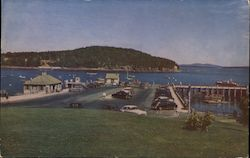 Bar Harbor and Municipal Pier