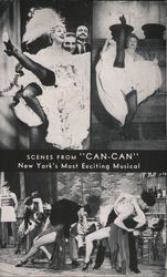 "Scenes from ""Can-Can"" New York's Most Exciting Musical"
