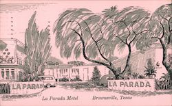 Lively Sketch Of The La Parada Motel