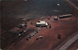 Aerial View of Buffalo Ranch Headquarters