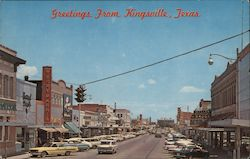 Greetings from Kingsville, Texas