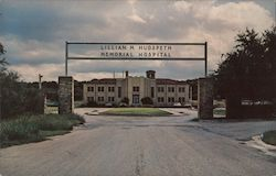 Lillian M. Hudspeth Memorial Hospital