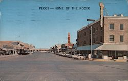 Pecos - Home of the Rodeo