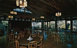 Interior View of Woodlands Dining Room