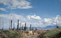 Humble Oil Company Refinery
