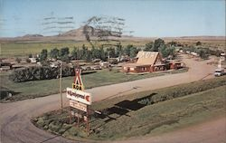 Tucumcari KOA Kampground Postcard