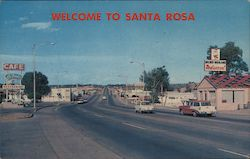 Welcome to Santa Rosa Postcard