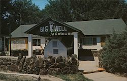 The Big Well Postcard