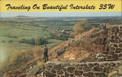 Coronado Heights Postcard