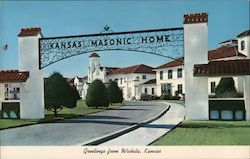 Kansas Masonic Home