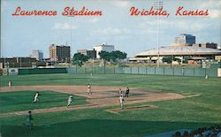 Lawrence Stadium Postcard