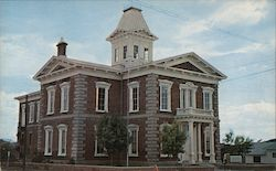 The Original Cochise County Courthouse