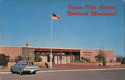 Organ Pipe Cactus National Monument Visitors Center