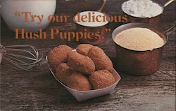 Long John Silvers: Try Our Delicious Hush Pupplies