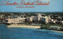 Sheraton British Colonial Postcard