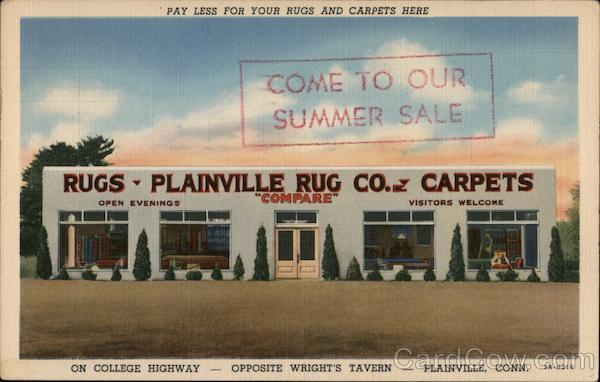 Come to Our Summer Sale - Plainville Rug Co. Connecticut