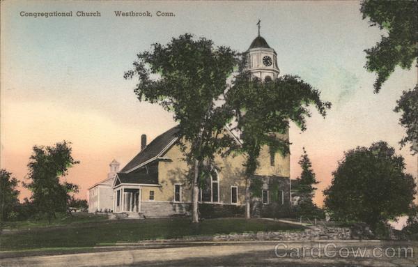 Congregational Church Westbrook Connecticut