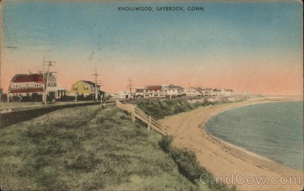 Knollwood Old Saybrook Connecticut