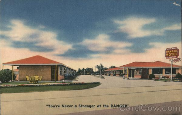 You're Never a Stranger at the Ranger Houston Texas
