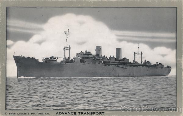 Advance Transport World War II